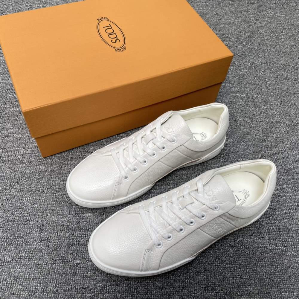 Кроссовки SNEAKERS IN LEATHER WHITE