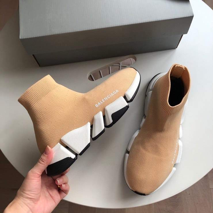 Кроссовки SPEED 2.0 SNEAKER BROWN AND WHITE