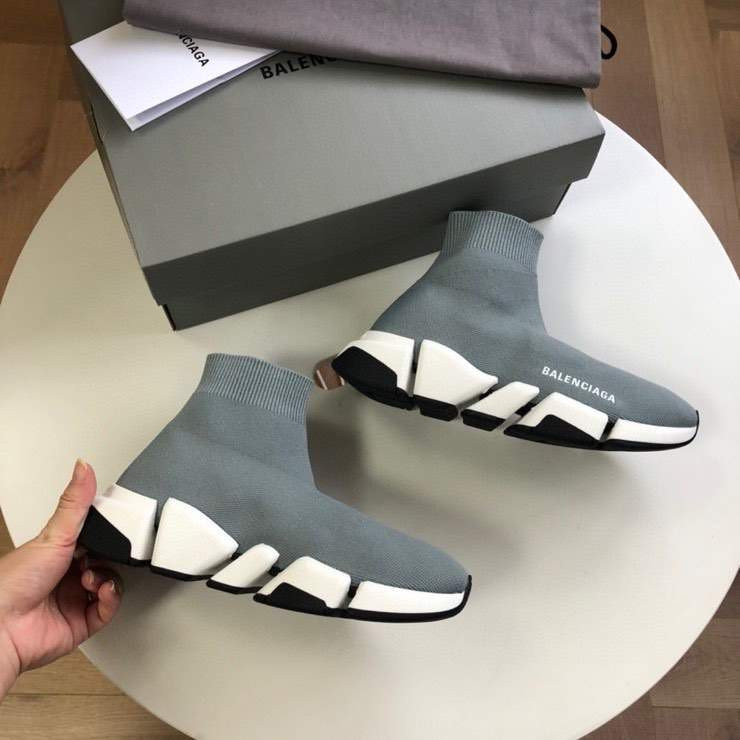Кроссовки SPEED 2.0 SNEAKER GREY AND WHITE