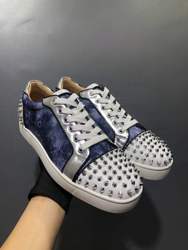 Кроссовки Spikes Orlato Flat Blue With Spikes