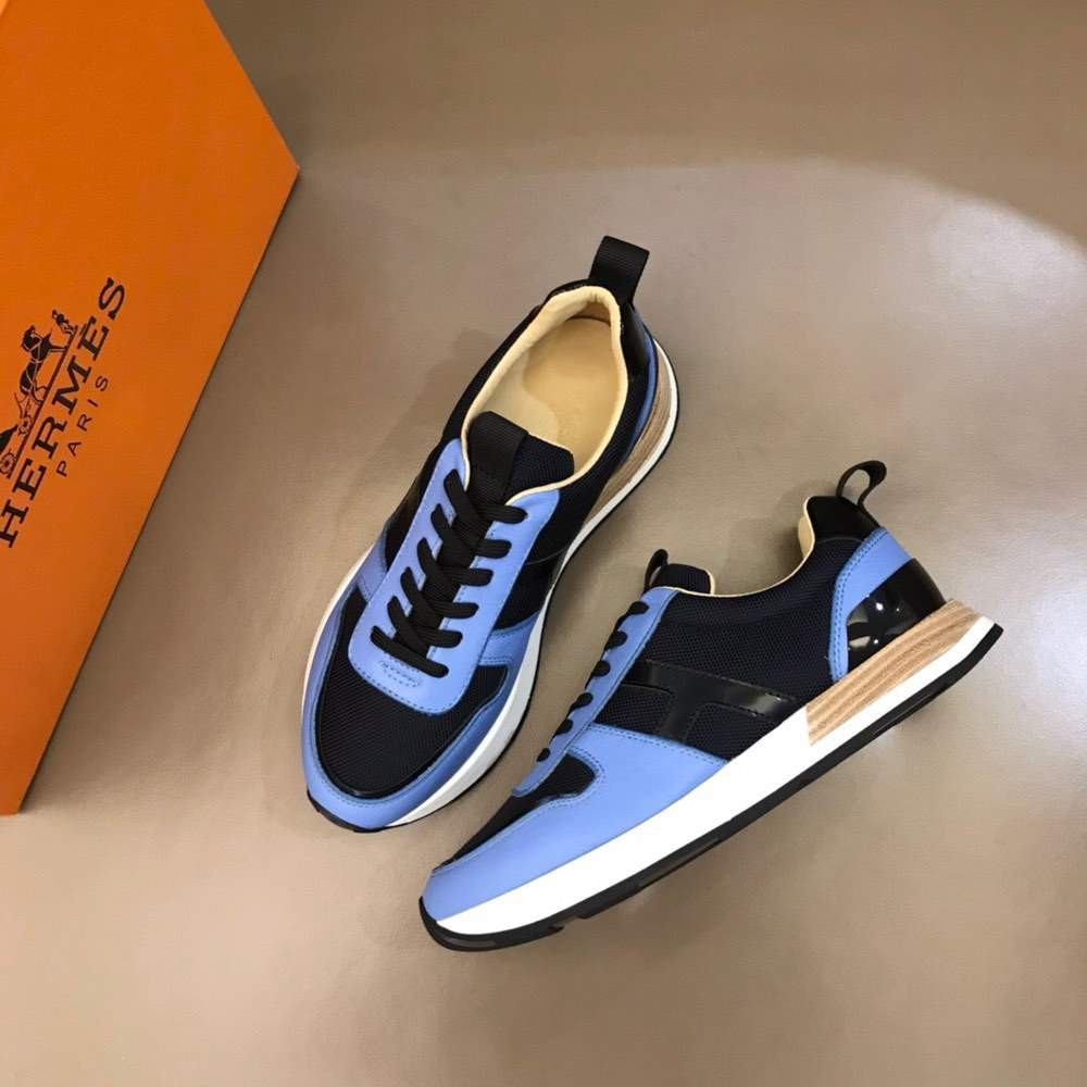 Кроссовки Avantage sneaker Black And Blue