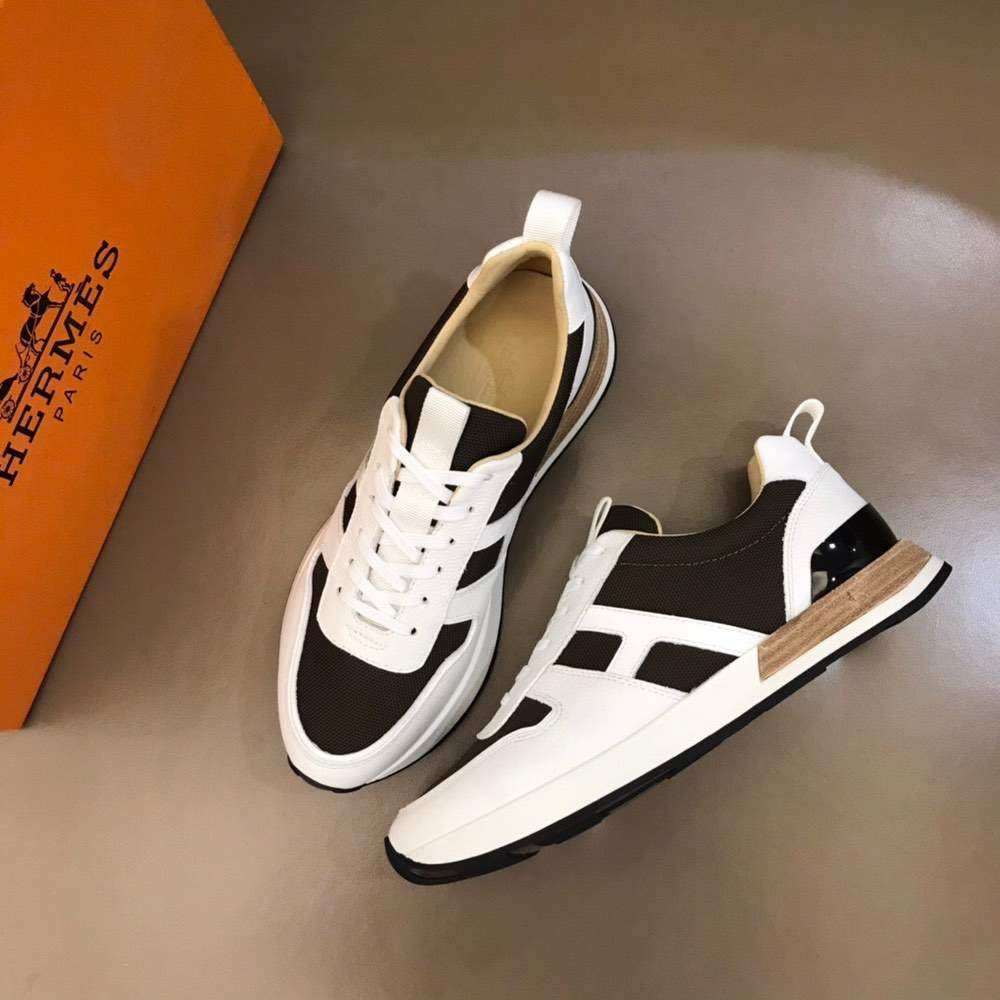 Кроссовки Avantage sneaker Black And White