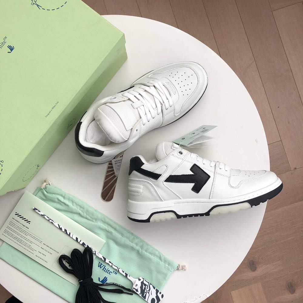 Кроссовки Out of office sneakers White Star