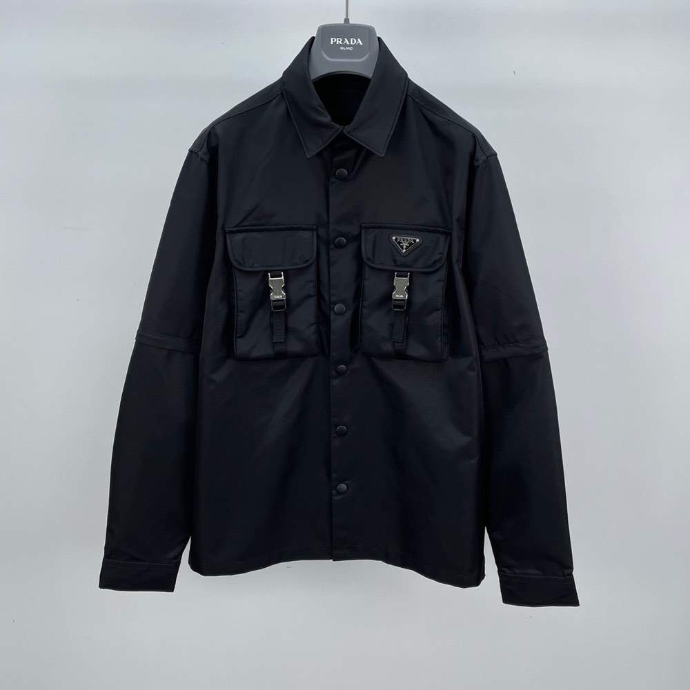 Куртка Re-Nylon shirt