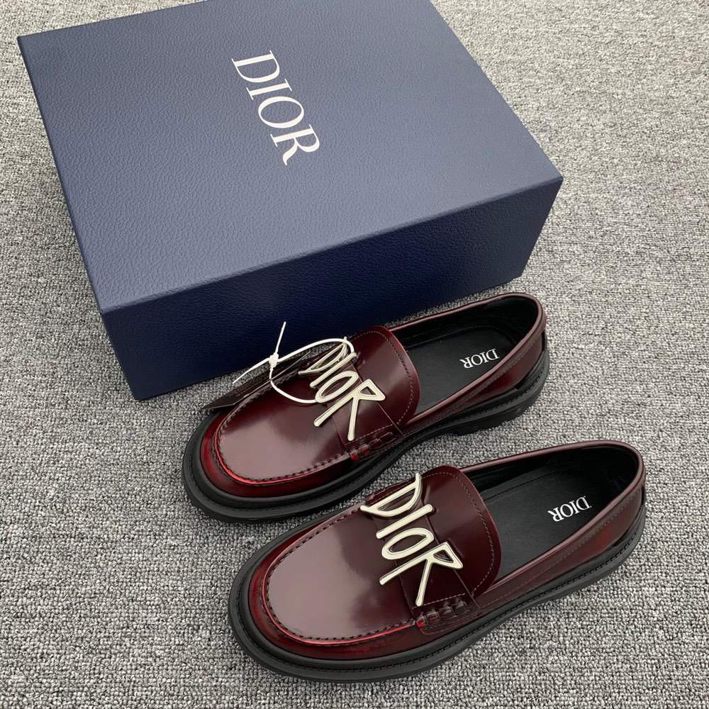 Туфли Explorer Leather Loafers Brown