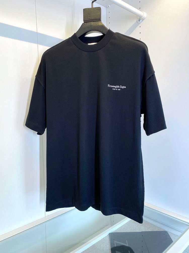 Футболка X Fear Of God T-shirt Axes Black