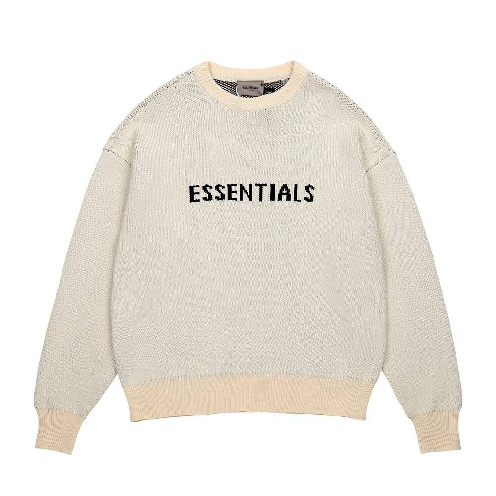 Свитер ESSENTIALS KNITWEAR BEIGE
