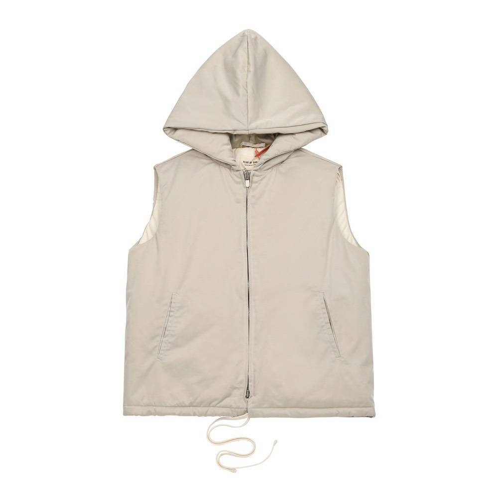 Жилет sixth collection vest beige