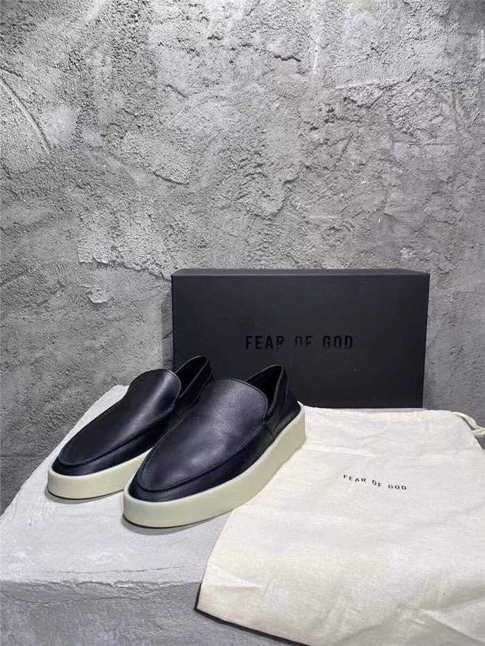 Туфли X Zegna Suede Driving Loafer Black
