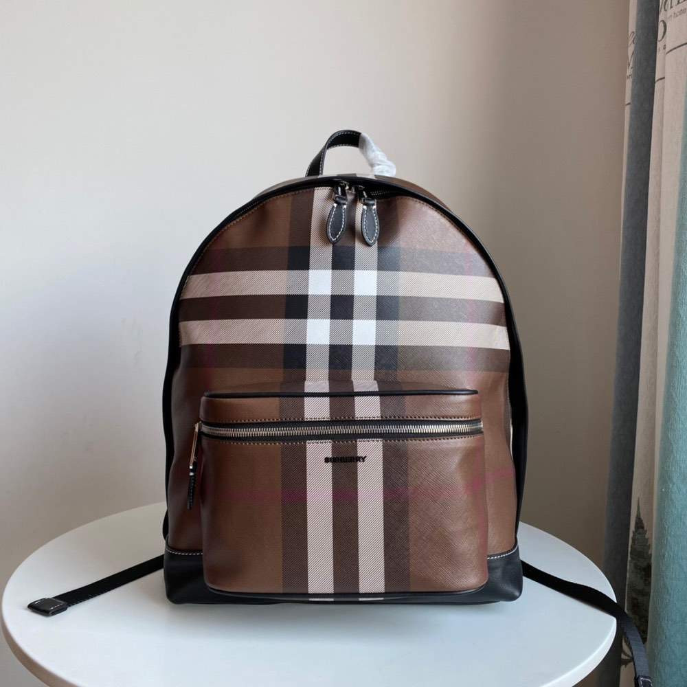 Рюкзак Check E-canvas Backpack