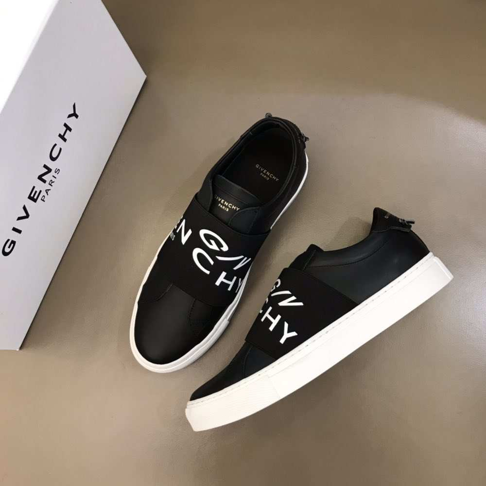 Кроссовки Urban Street Low-top Sneakers Black