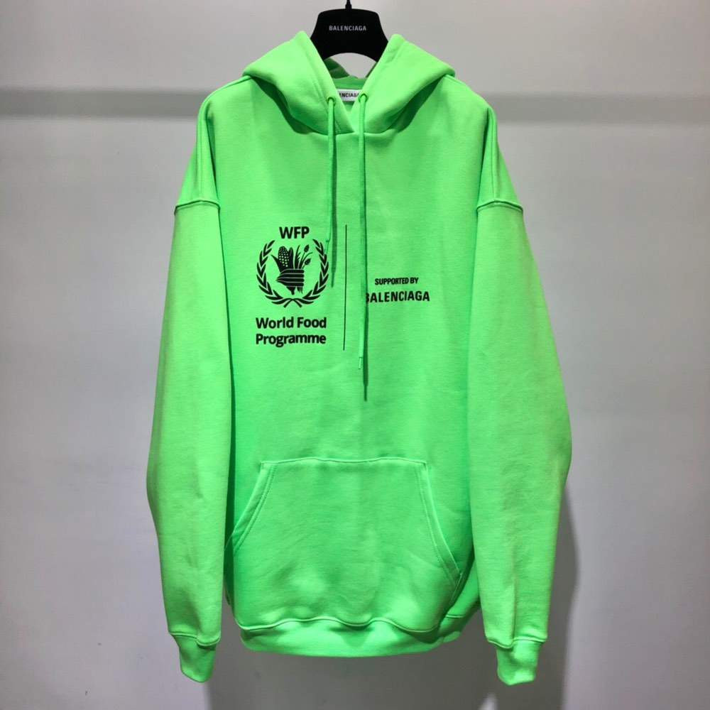 Худи WFP Medium Fit Hoodie Green