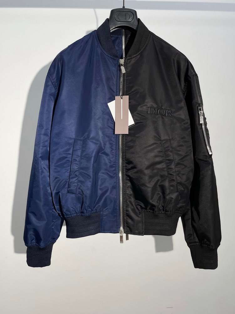 Ветровка JUDY BLAME BOMBER JACKET Black N Blue