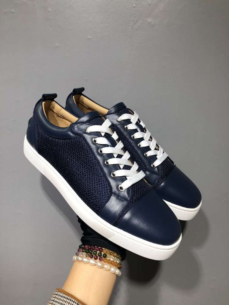 Кроссовки Louis Junior Orlato Flat Blue