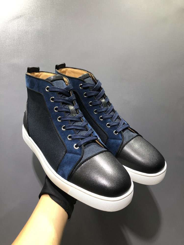 Кроссовки Louis Orlato Flat Blue