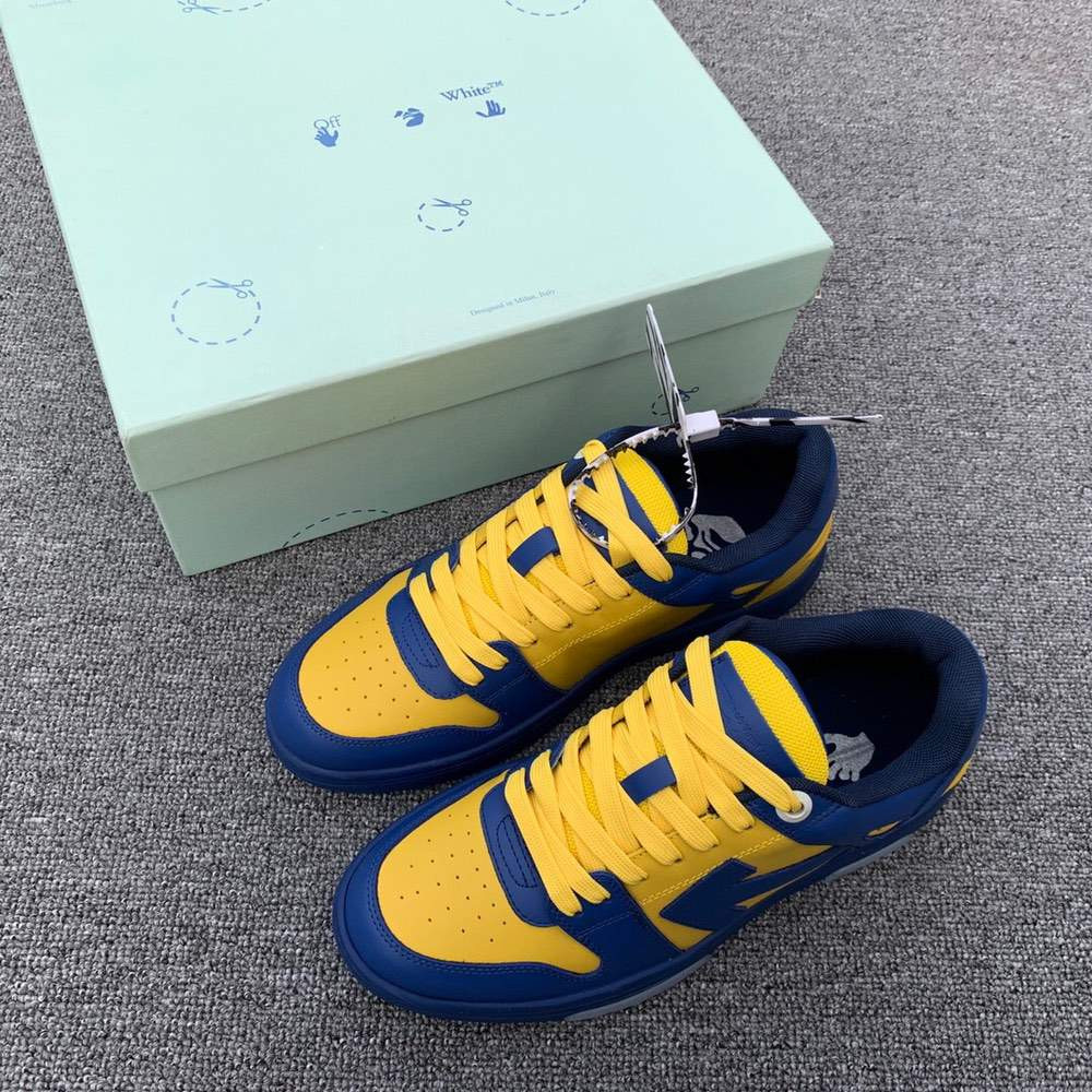 Кроссовки OUT OF OFFICE SNEAKERS Blue