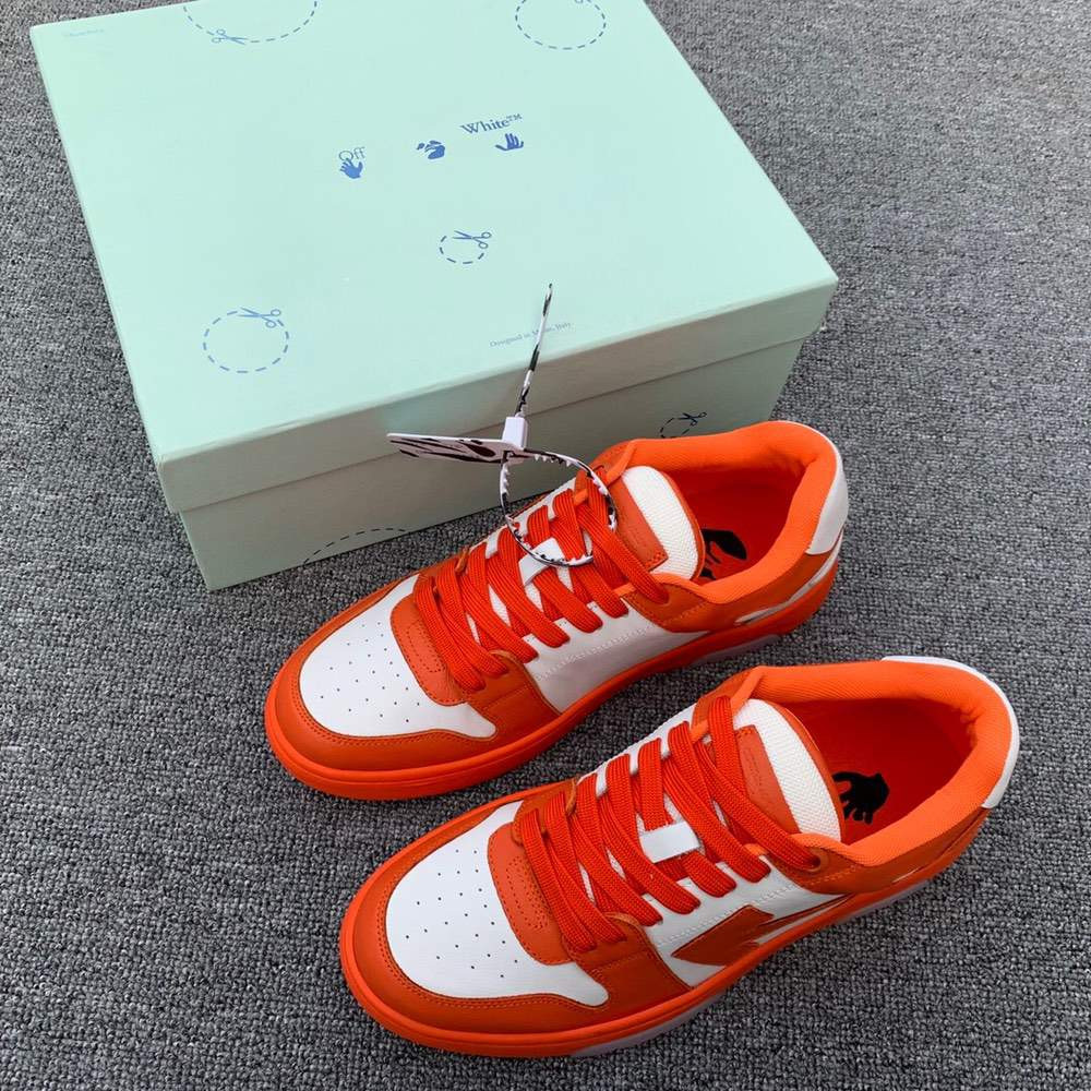 Кроссовки OUT OF OFFICE SNEAKERS Orange