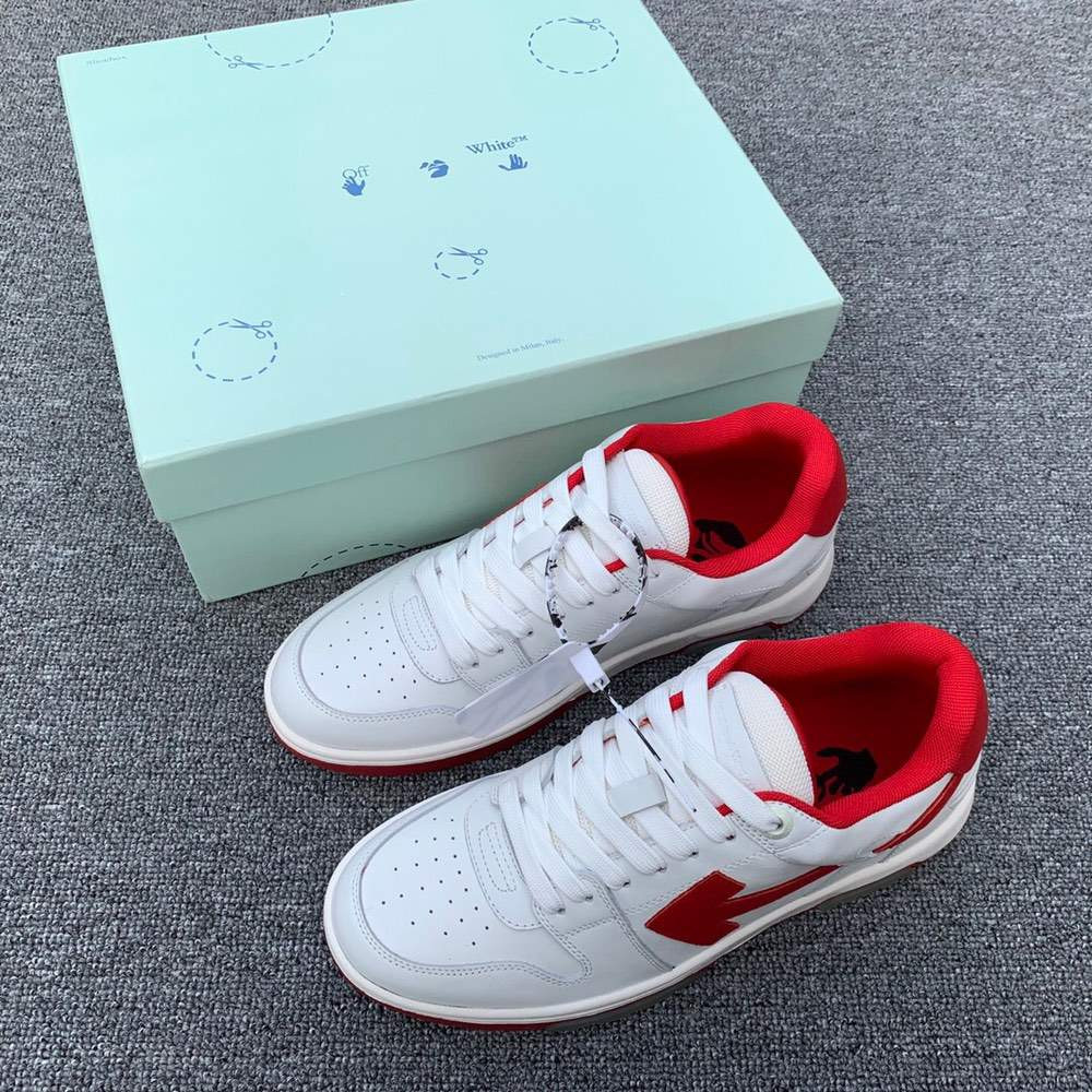 Кроссовки OUT OF OFFICE SNEAKERS Red