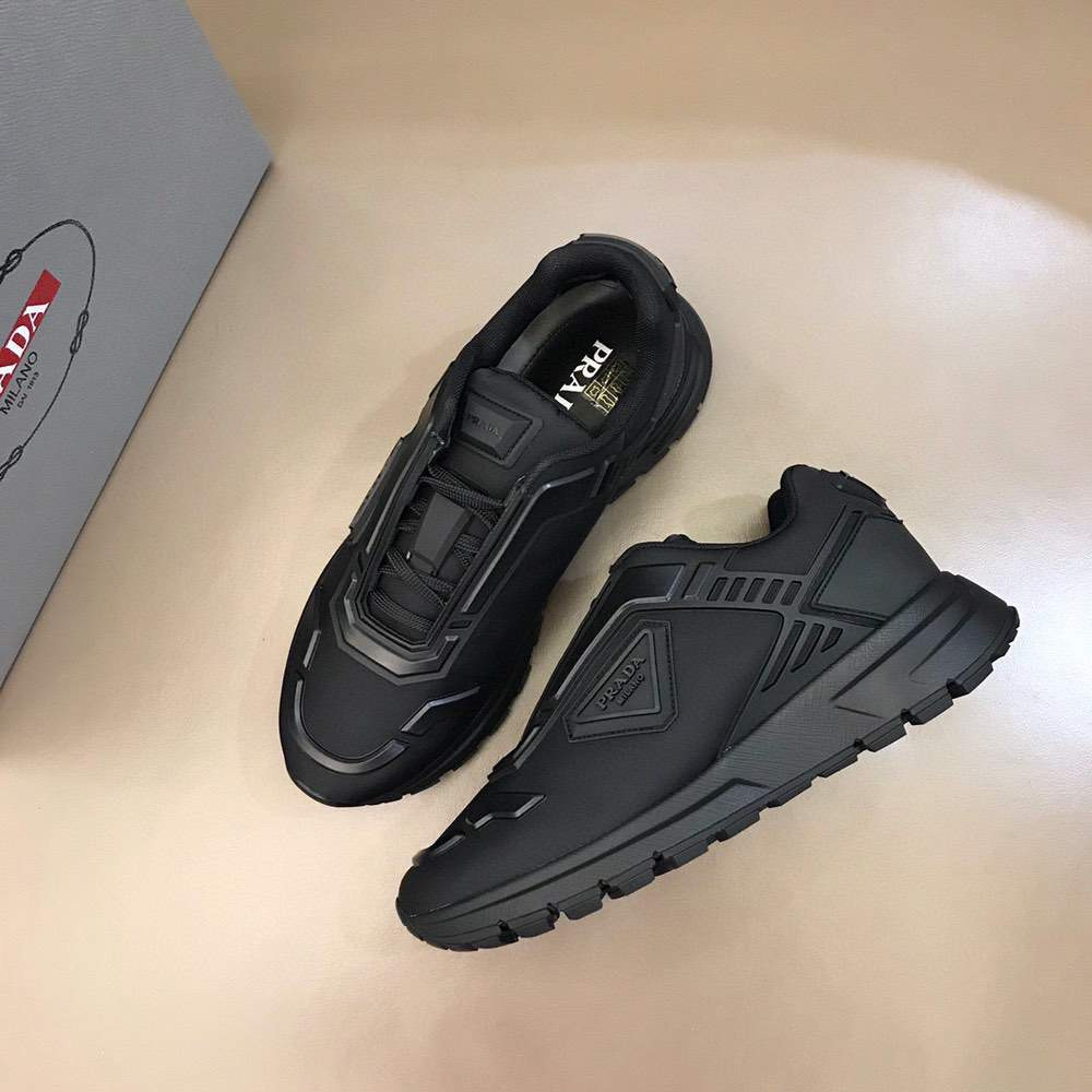 Кроссовки Prax 01 Nylon sneakers Black
