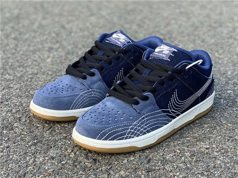 Кроссовки SB Dunk Low PRM Sashiko
