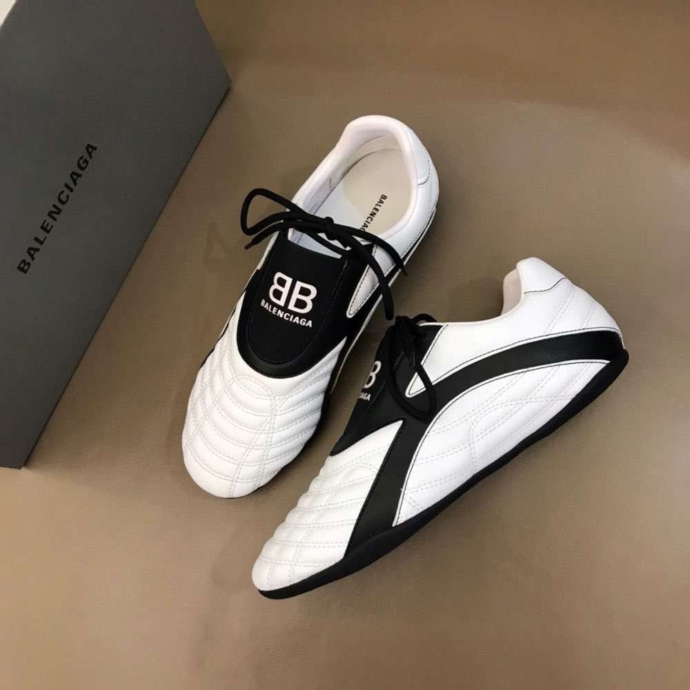 Кроссовки New Wave White N Black
