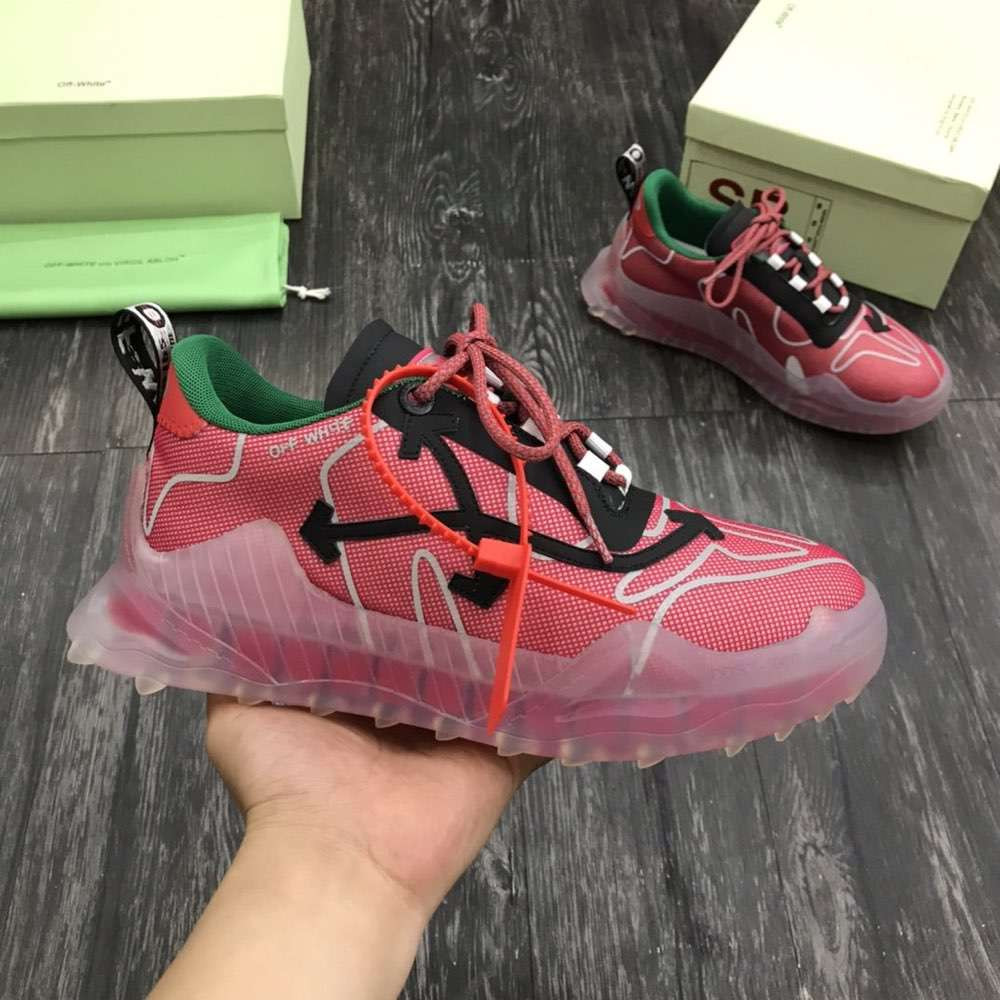 Кроссовки ODSY 1000 Reflective Red
