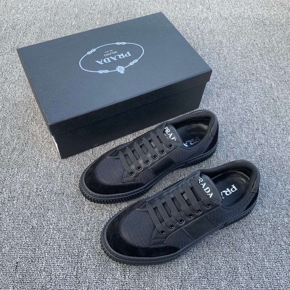 Кроссовки Tun Sneakers Black