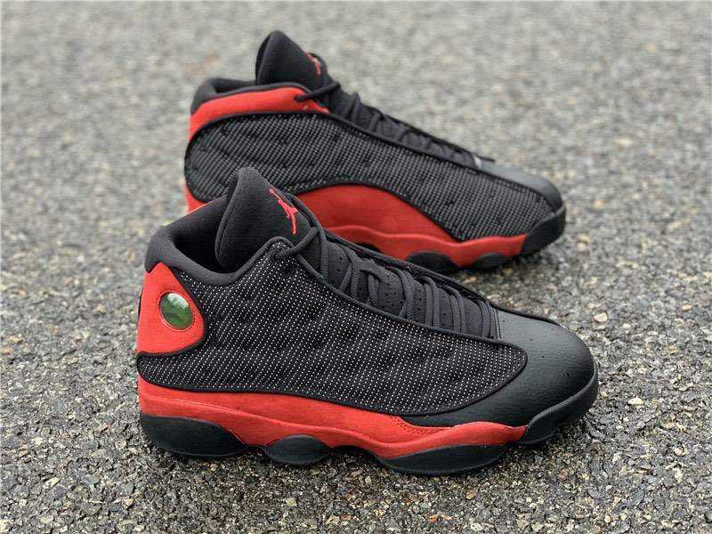 Кроссовки Air Jordan 13 Retro Bred
