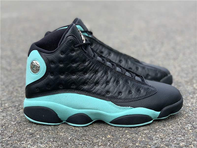 Кроссовки Air Jordan 13 Retro Island Green