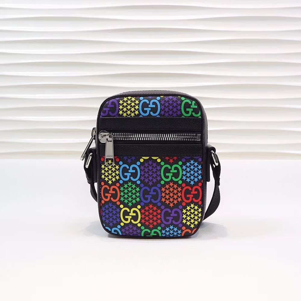Shoulder Bag Psychedelic