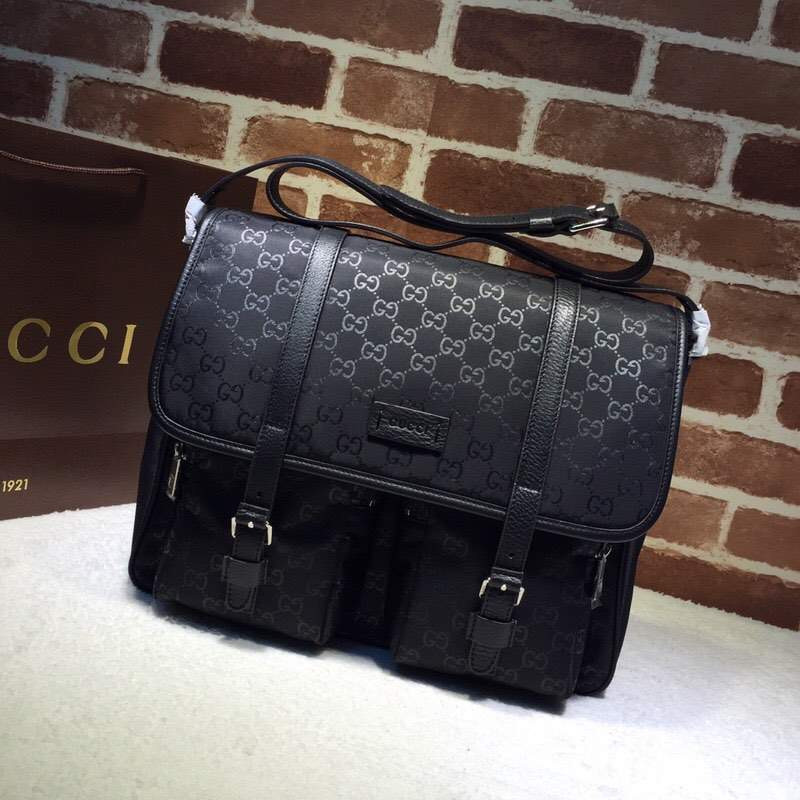 Gucci School Black