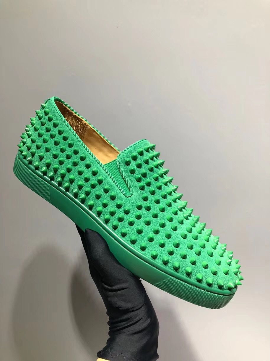 Spiked Green