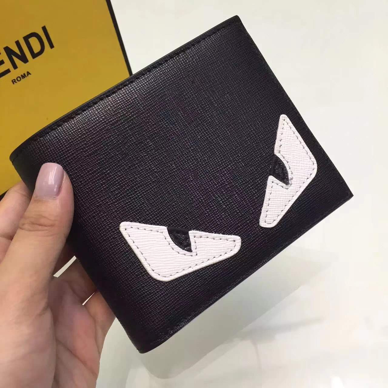 Elite Wallet Black
