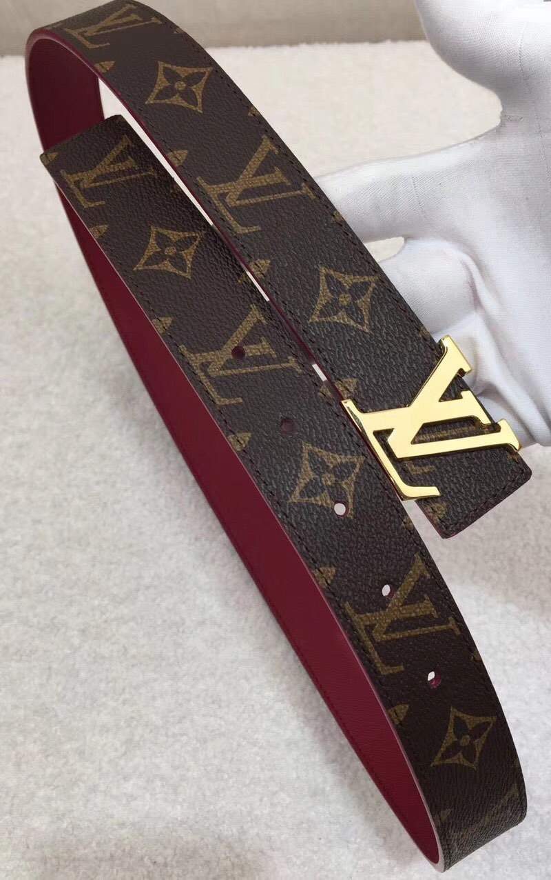 Red Belt Monogram