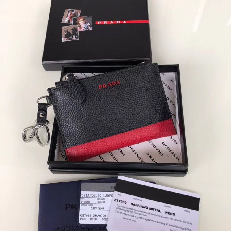 Prada Pocket Red