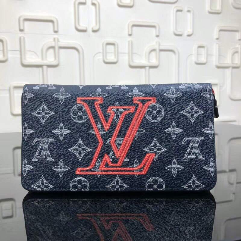 Мужской клатч Louis Vuitton LV Zippy Discovery